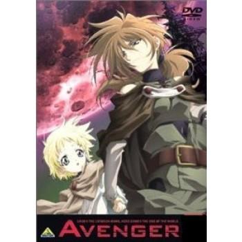 Avenger-アヴェンジャー- DVD
