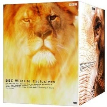 BBC ワイルド·ライフ エクスクルーシブ DVD