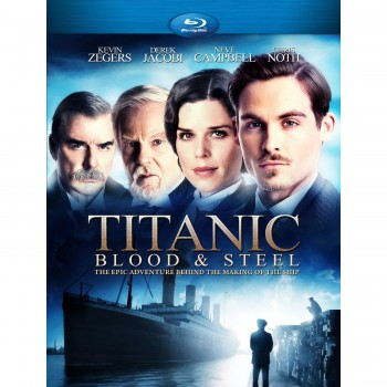 Titanic: Blood & Steel DVD