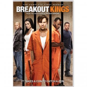 Breakout Kings(ブレイクアウト·キングス) DVD