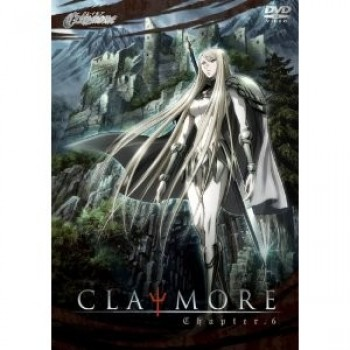 CLAYMORE-クレイモア- DVD