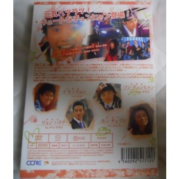 韓国ドラマ 快傑春香 DVD-BOX 8枚組