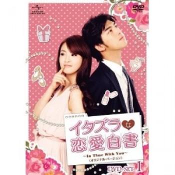 イタズラな恋愛白書~In Time With You~ DVD-BOX 1+2 13枚組