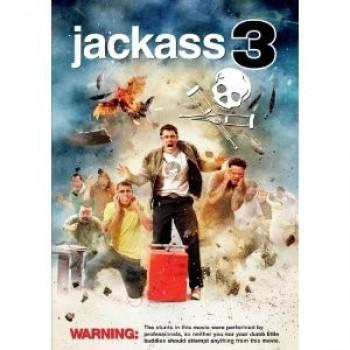 ジャッカス 3 スペシャル·コレクターズ·エディション DVD