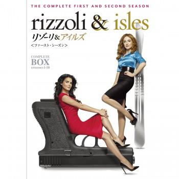 リゾーリ&アイルズ ヒロインたちの捜査線 DVD
