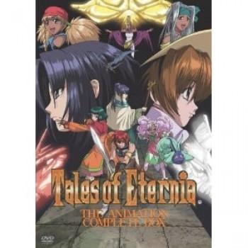 Tales of Eternia DVD
