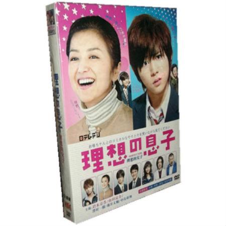 理想の息子 DVD BOX