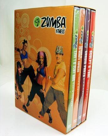 Zumba(ズンバ)  DVD